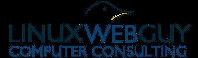 LinuxWebGuy Computer Consulting logo